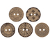 Carved Round Coconut Buttons