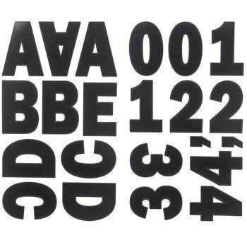 Franklin Uppercase Alphabet Stickers