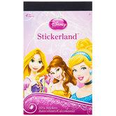Disney Princess Stickerland Stickers