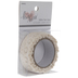Ivory Fabric Lace Tape
