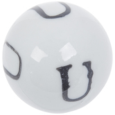 Mini Letter Decorative Sphere - U