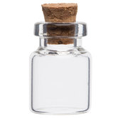 Glass Jars With Stoppers