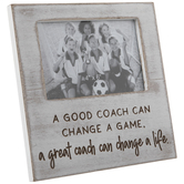 "Great Coach Wood Wall Frame - 4"" x 6"""