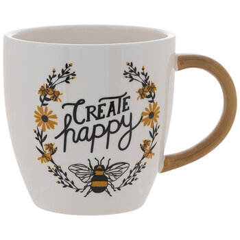 Create Happy Bee Mug