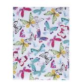 """Watercolor Butterflies Scrapbook Paper - 8 1/2"""" x 11"""""""