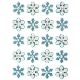 Snowflake 3D Stickers