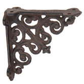 Rust Metal Bracket