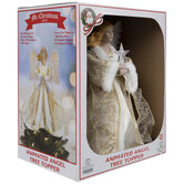 Light Up Animated Angel Tree Topper