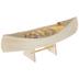 Wood Kayak & Oar