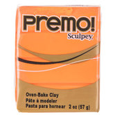 Orange Premo! Sculpey Clay
