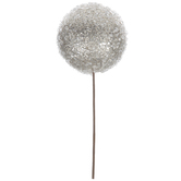 Glitter Sphere Pick