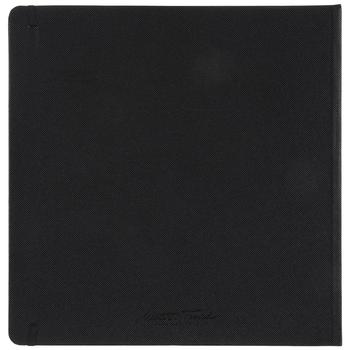Black Smooth Bristol Sketchbook