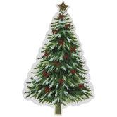 Christmas Tree Cutouts