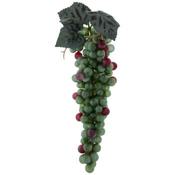 Green & Red Bunch Of Baby Grapes