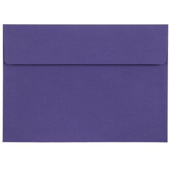 Dark Purple Envelopes - A7