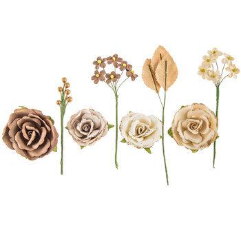 Aspen Flower Embellishments