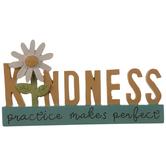 Kindness Floral Decor