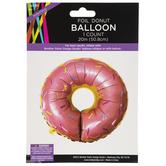 Foil Donut Balloon