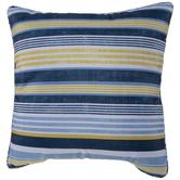 Blue & Yellow Sonoma Striped Pillow