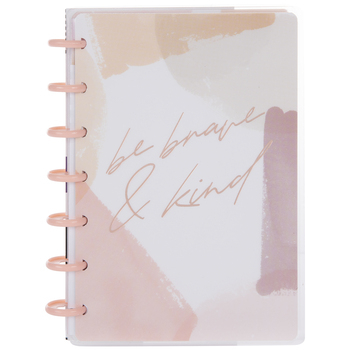 Be Brave & Kind Happy Notes Notebook