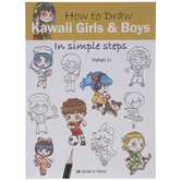 How To Draw Kawaii Girls & Boys