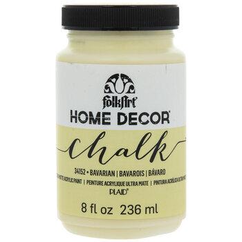 Home Decor Chalk Paint - 8 Ounce