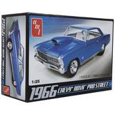 1966 Chevy Nova Pro Street Model Kit