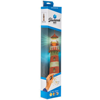 Lighthouse Diamond Art Advanced Kit