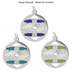 CenterLine Arrow Disc Pendants