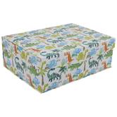 Dinosaur & Palm Tree Box