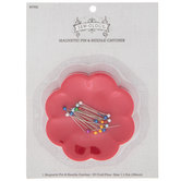 Magnetic Flower Pin & Needle Catcher
