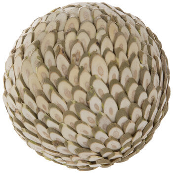 Willow Chips Decorative Sphere