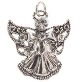 Fancy Angel Rhinestone Charm