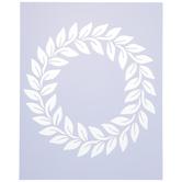 Laurel Wreath Stencil