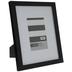 Black Flat Frame - 4
