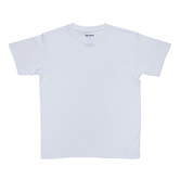 White Youth T-Shirt - Extra Small