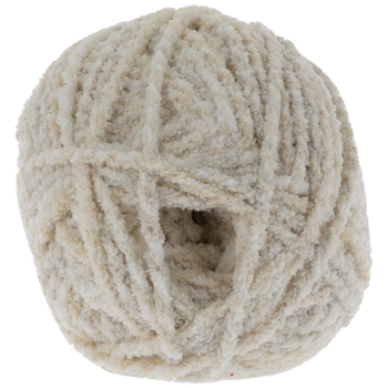 Cream Bernat Blanket Twist Yarn