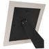 White Distressed Wood Frame - 8