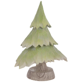 Wood Grain Pine Tree - Small
