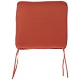 Tie Back Chair Cushion