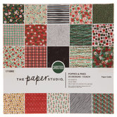 Poppies & Pines Cardstock Paper Pack