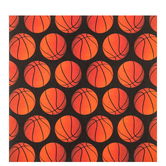 "Basketballs Scrapbook Paper - 12"" x 12"""