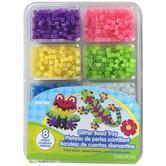 Glitter Perler Beads