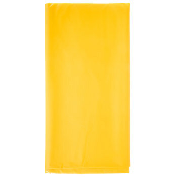 Sunburst Yellow Rectangle Table Cover