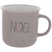 Gray Noel Mug