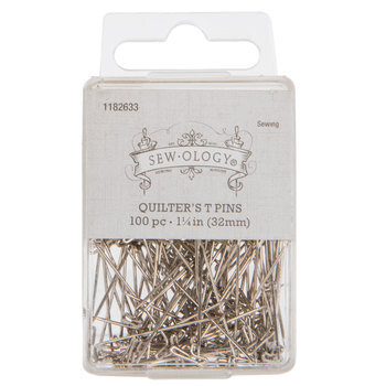 Quilter's T-Pins