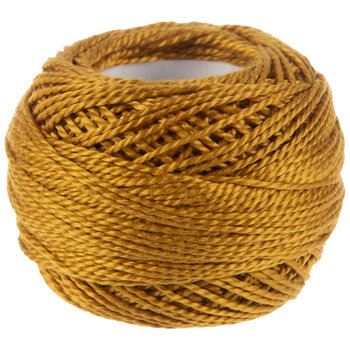 783 Medium Topaz DMC Pearl Cotton Thread - Size 5