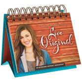 Live Original Perpetual Day Calendar