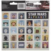 Star Wars Alphabet Stickers