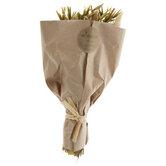 Green Dried Grass Bouquet